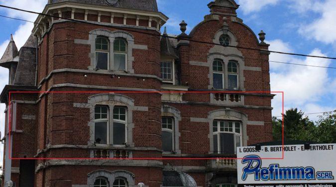 façade bureau